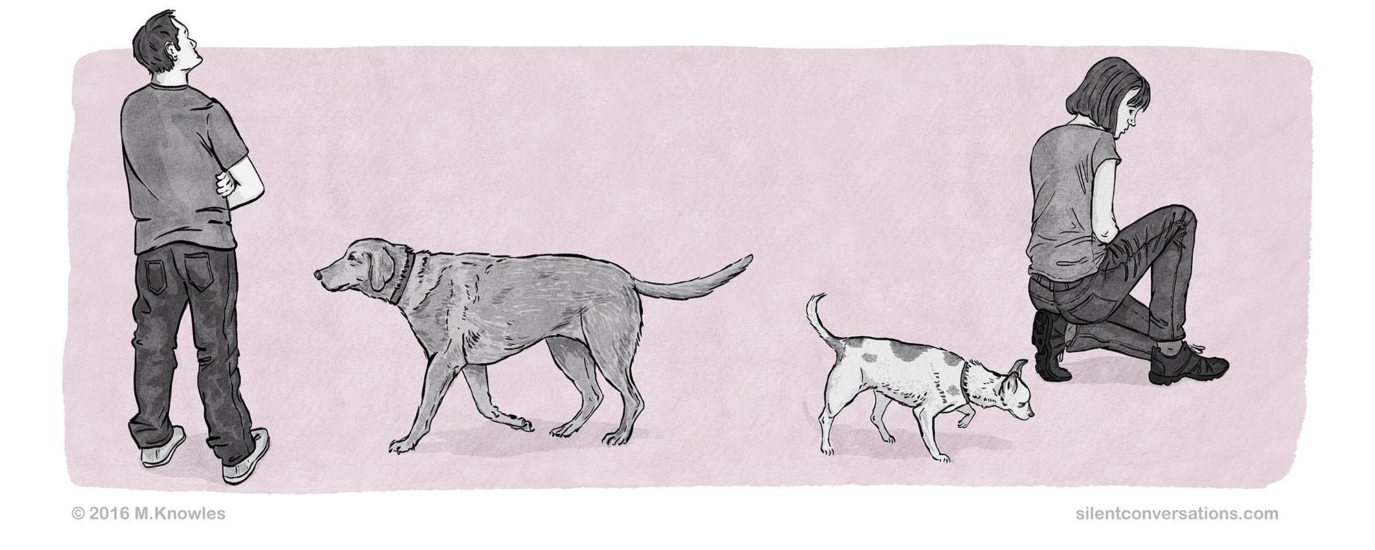 Dog Body Language How Do You Greet A Dog Politely